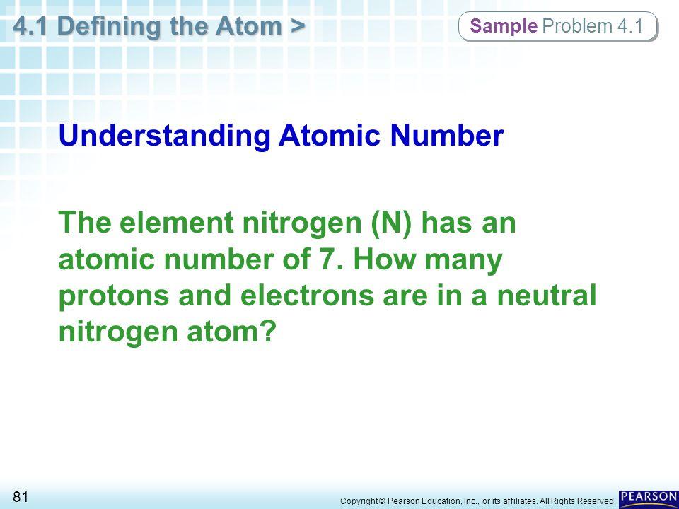 Understanding Atomic Number