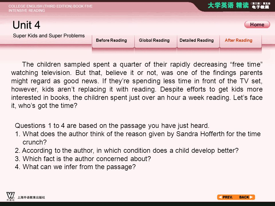 After Reading_2_pop2 Before Reading. Global Reading. Detailed Reading. After Reading.