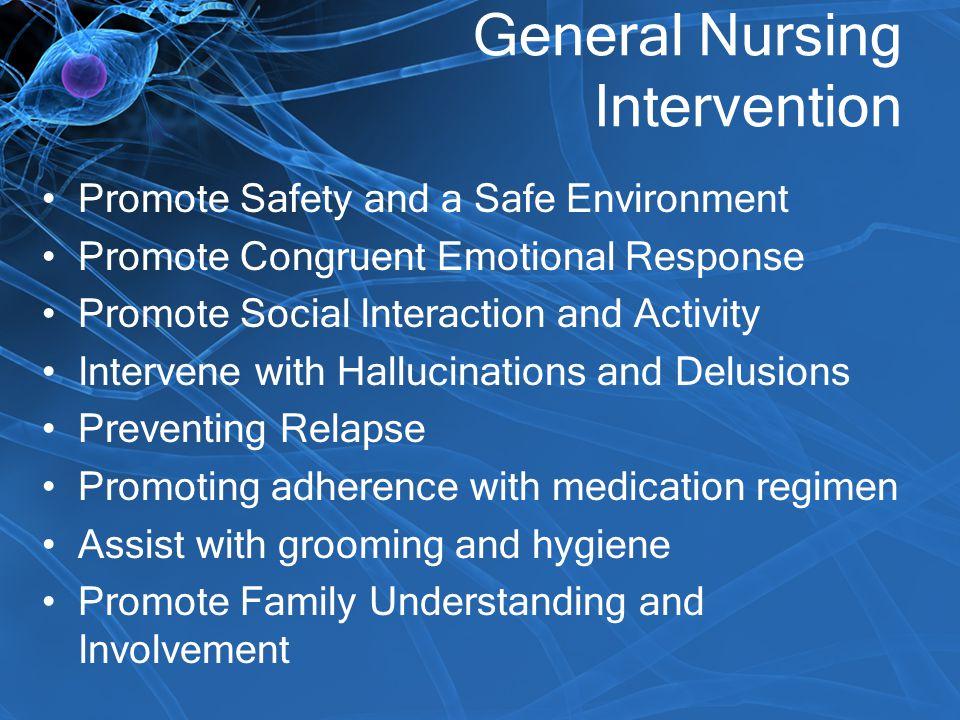 General Nursing Intervention