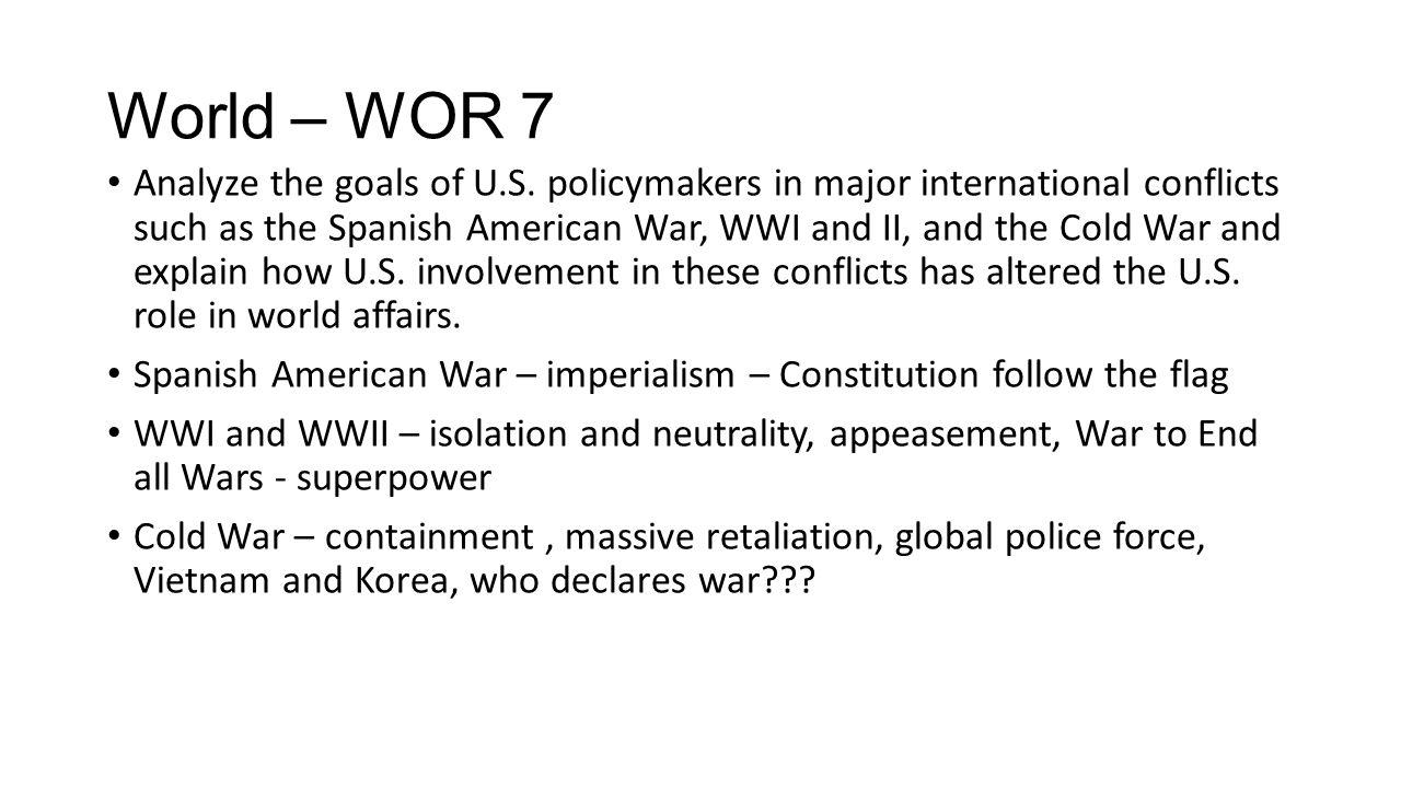 World – WOR 7