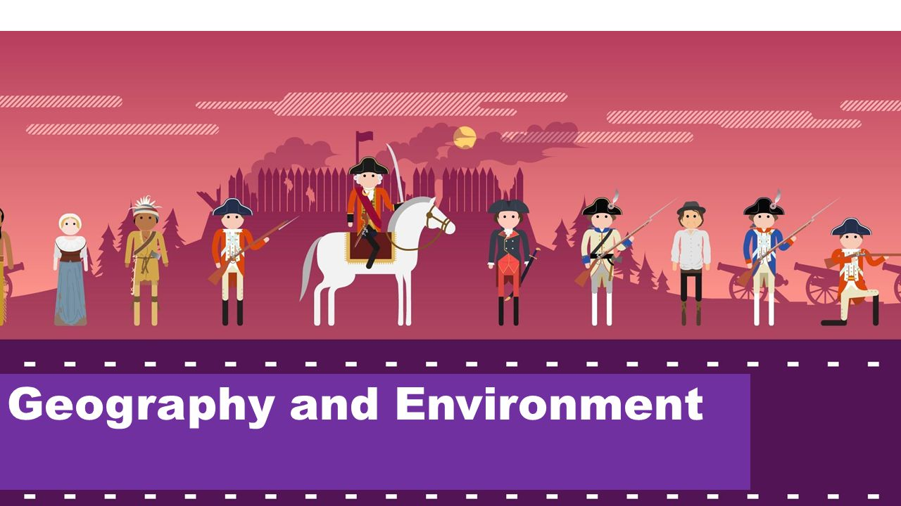 ENV – Geography and Environment