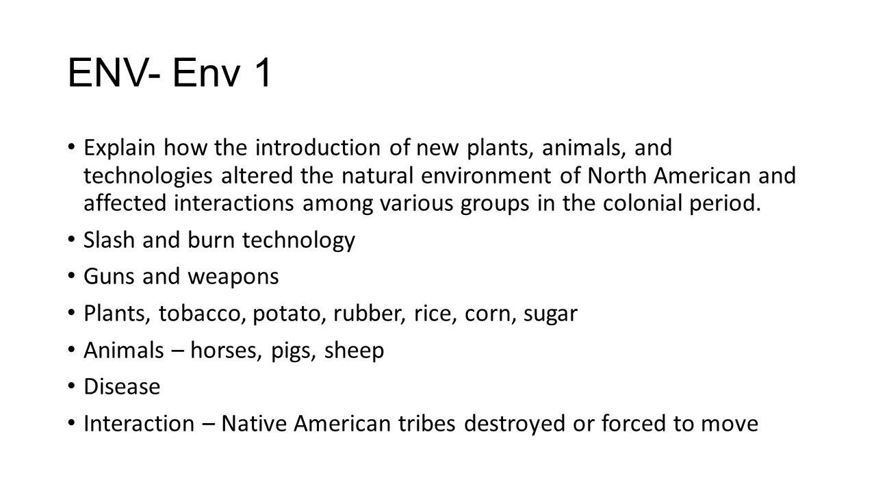 ENV- Env 1