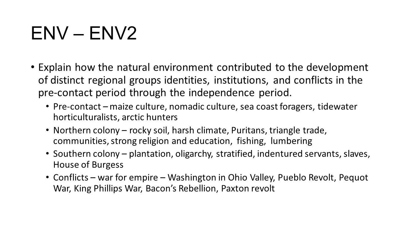ENV – ENV2