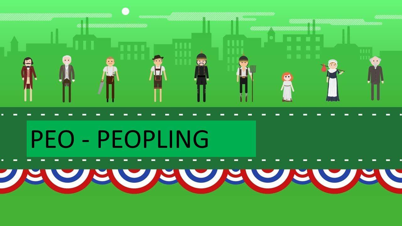 PEO - PEOPLING