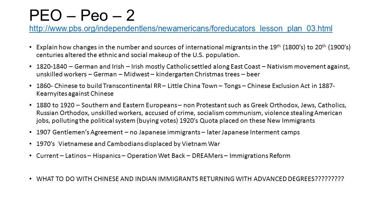 PEO – Peo – 2 http://www. pbs