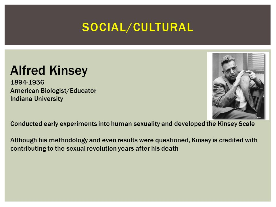 Image result for the death of albert kinsey in 1956