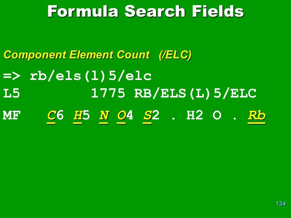 Formula Search Fields => rb/els(l)5/elc L5 1775 RB/ELS(L)5/ELC