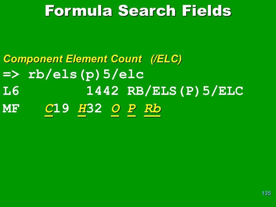 Formula Search Fields => rb/els(p)5/elc L6 1442 RB/ELS(P)5/ELC