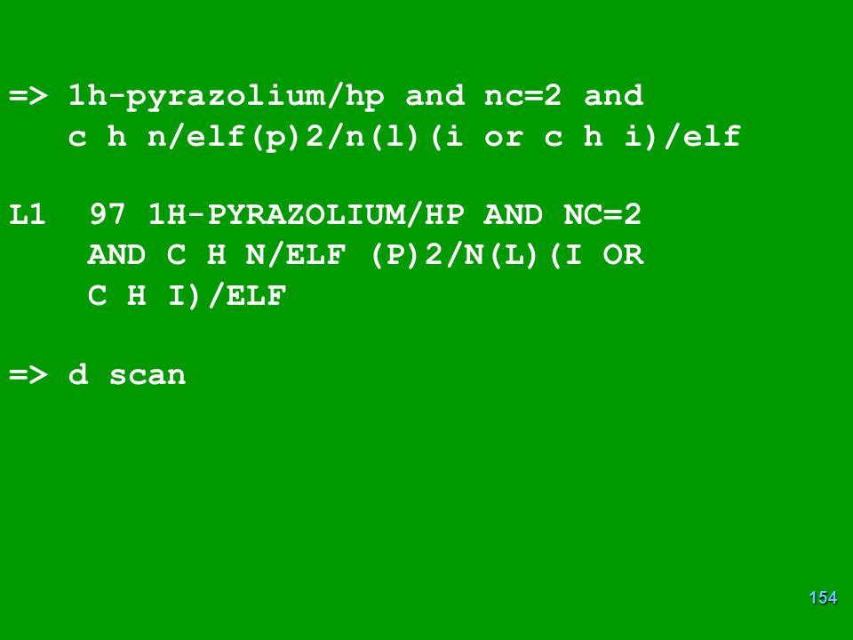 => 1h-pyrazolium/hp and nc=2 and