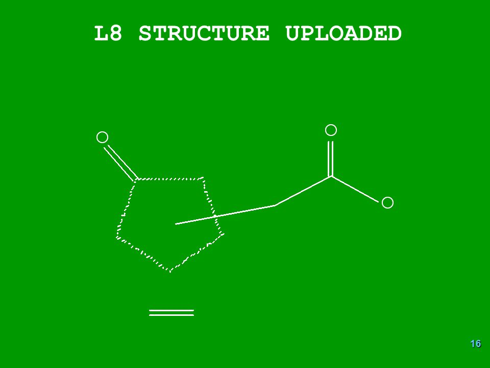 L8 STRUCTURE UPLOADED