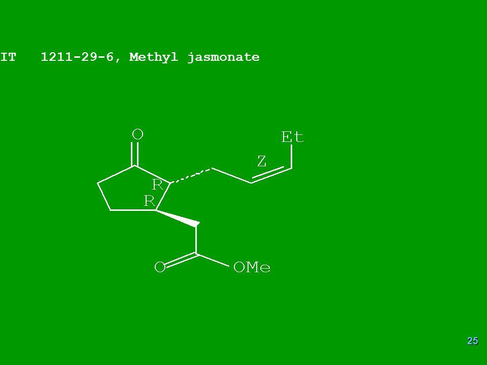 IT 1211-29-6, Methyl jasmonate