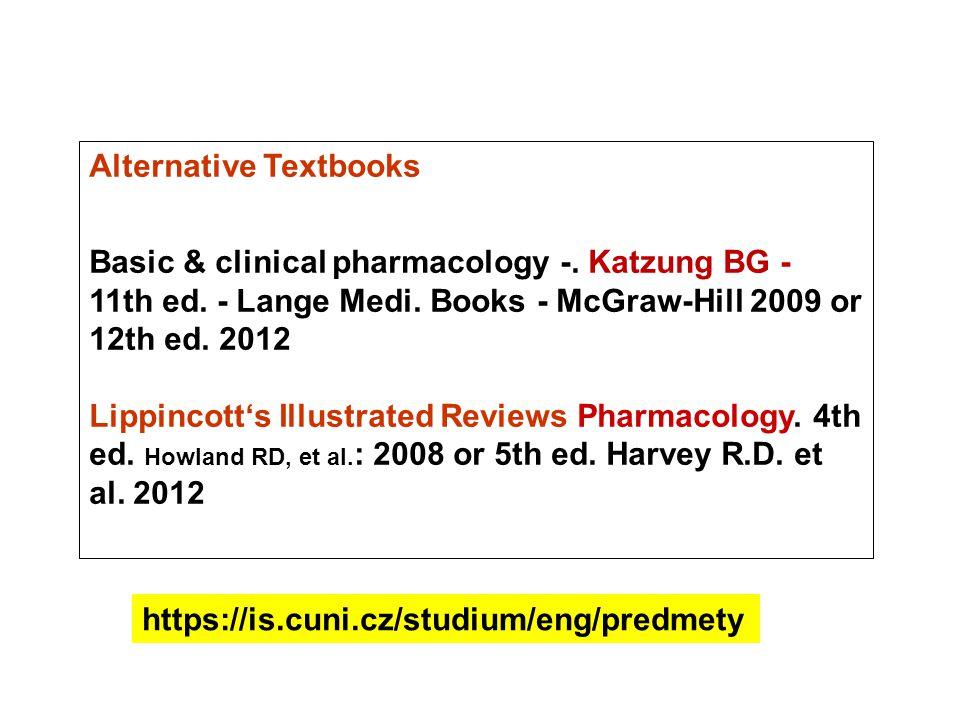 Alternative Textbooks