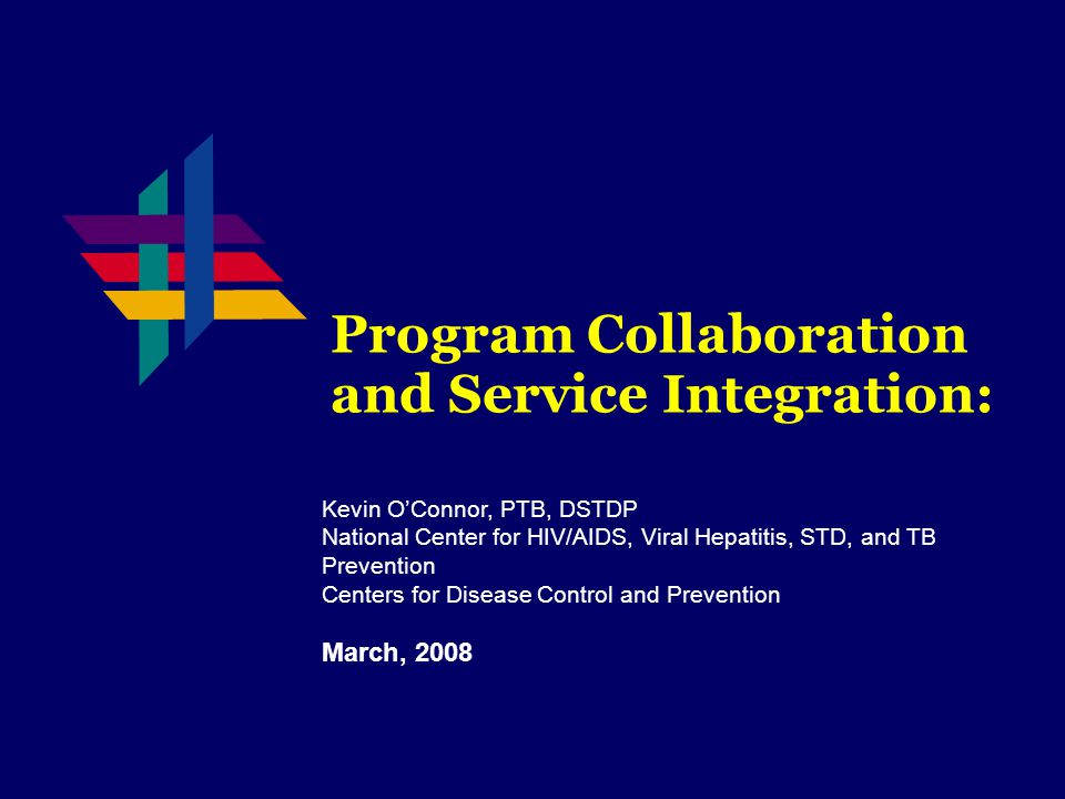 Program Collaboration and Service Integration: