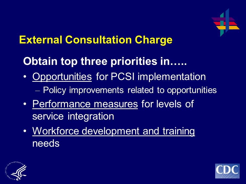 External Consultation Charge