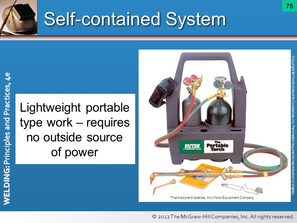 Self-contained System