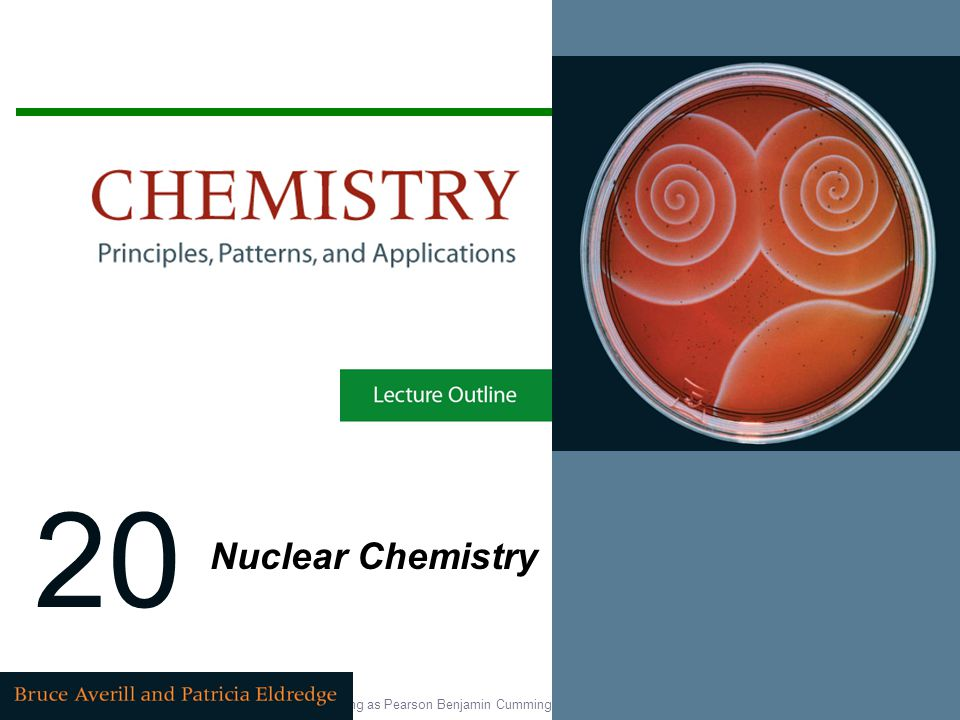 20 Nuclear Chemistry