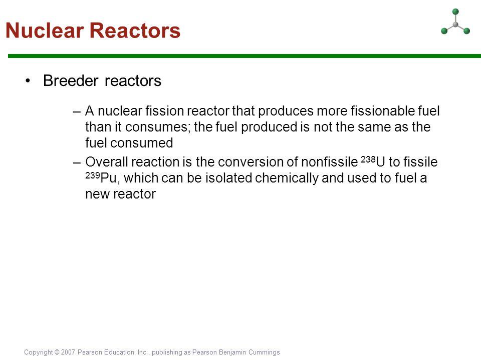 Nuclear Reactors Breeder reactors