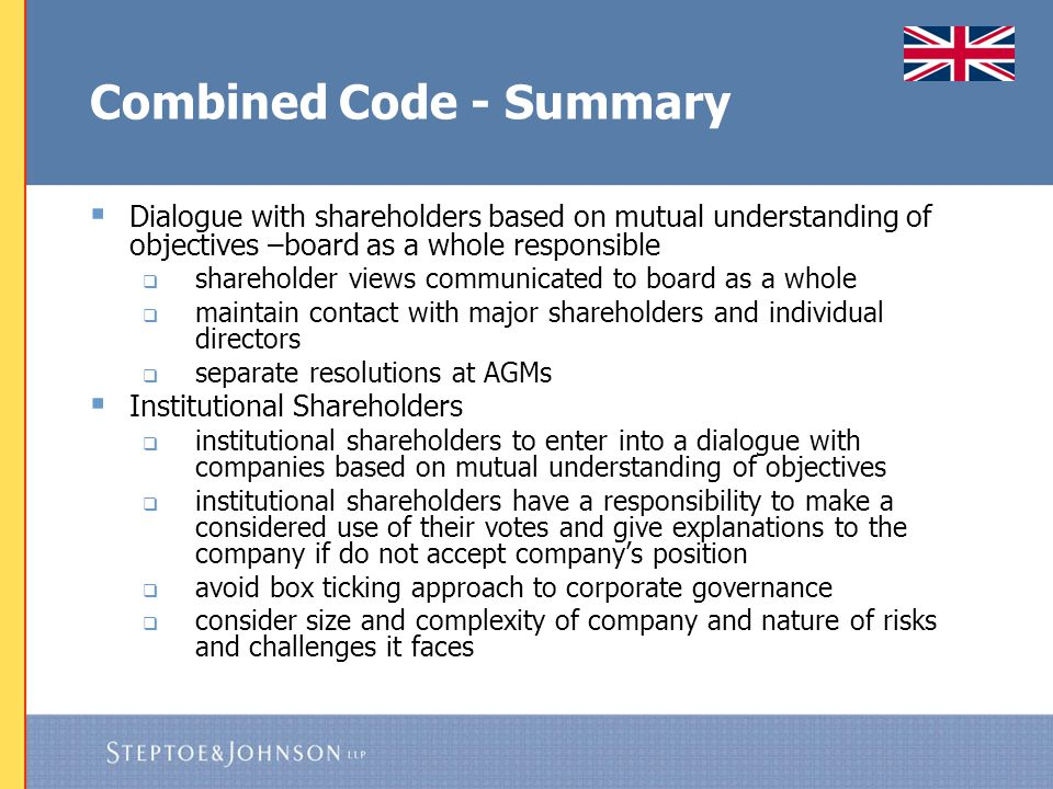 Sources of Corporate Governance Rules in the US