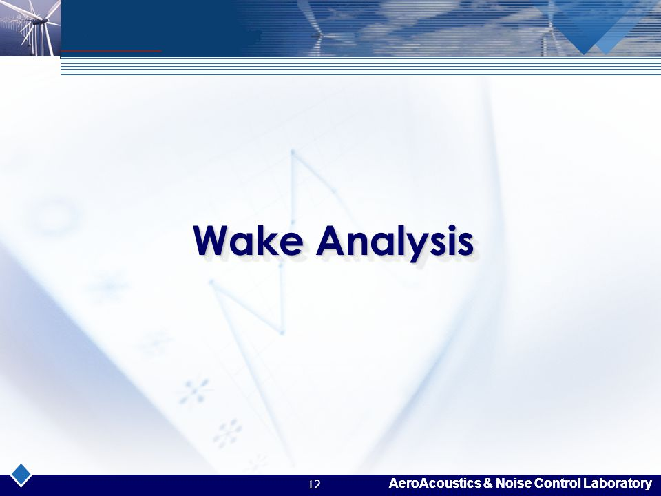 Wake Analysis