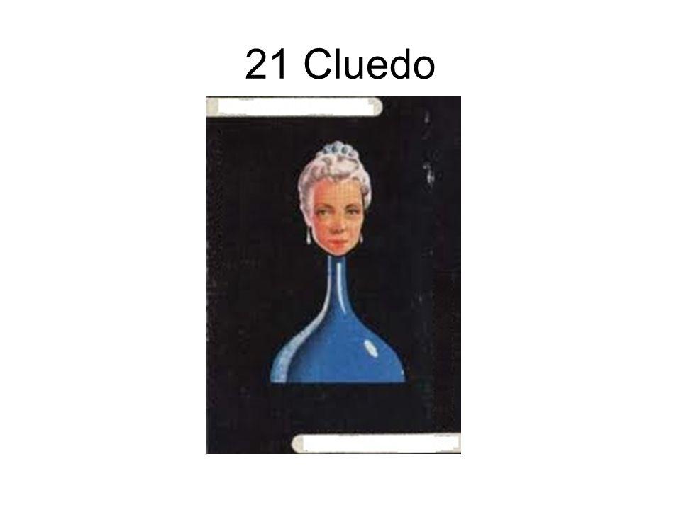 21 Cluedo