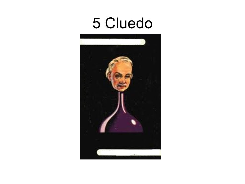 5 Cluedo