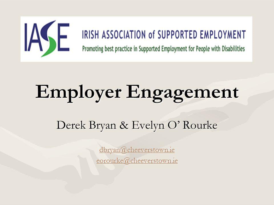 Derek Bryan & Evelyn O' Rourke