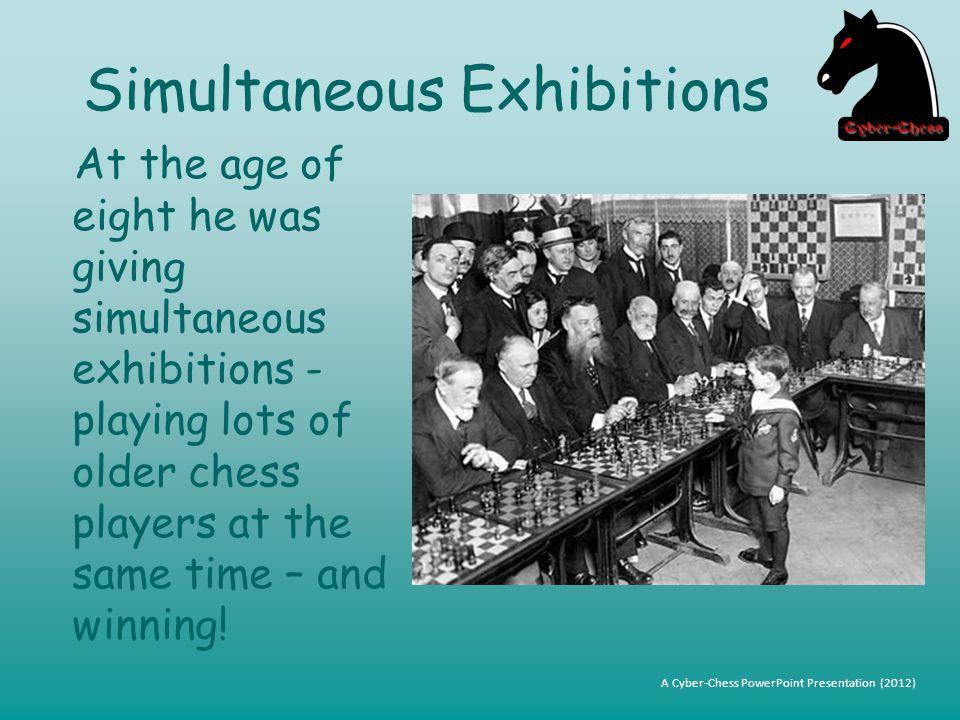 Simultaneous Exhibitions
