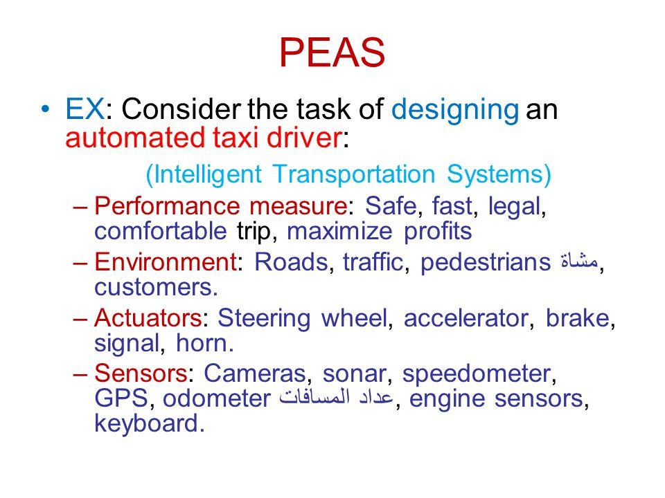 (Intelligent Transportation Systems)