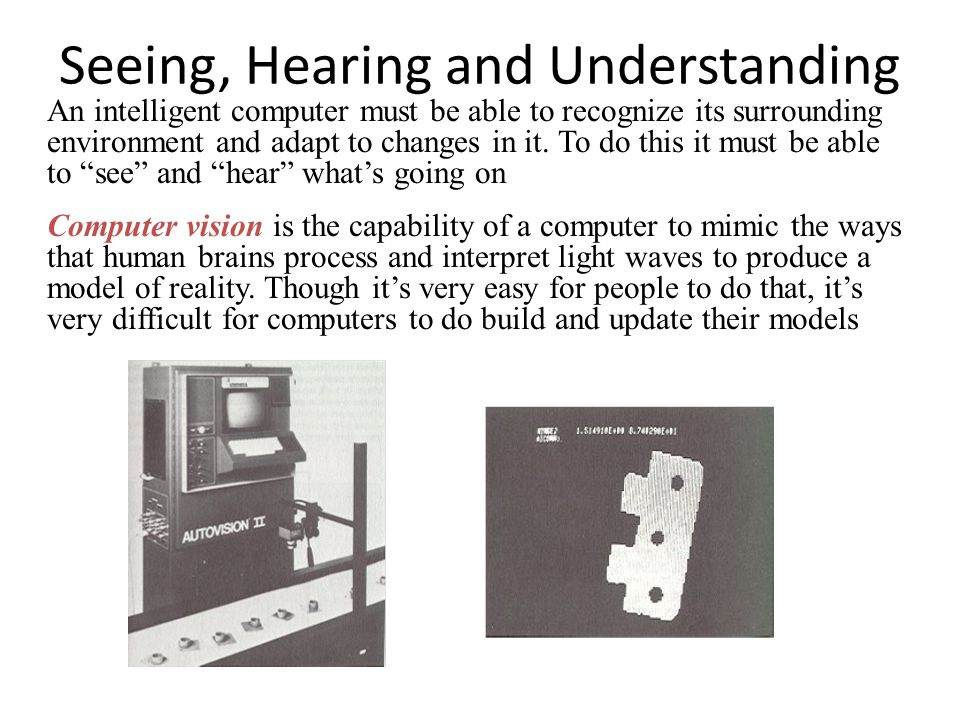 Seeing, Hearing and Understanding