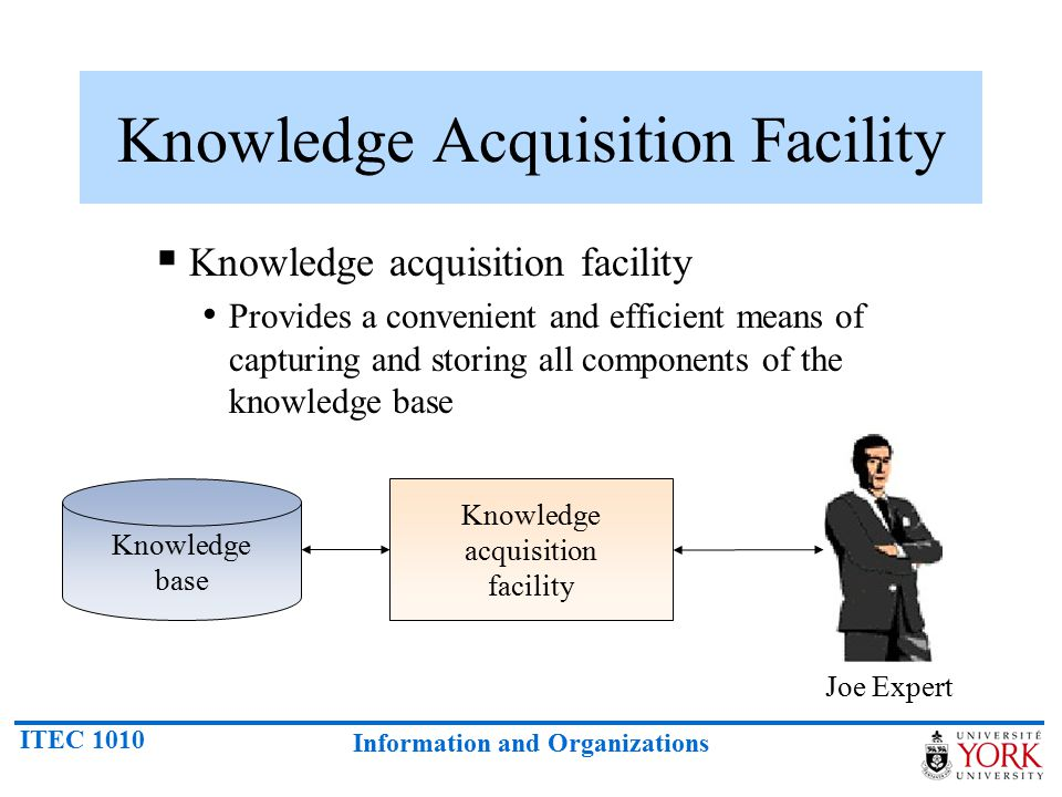 Knowledge Acquisition Facility