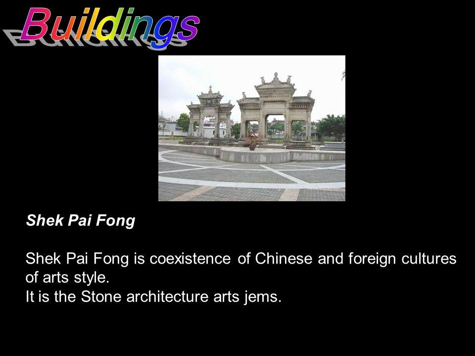 Buildings Shek Pai Fong