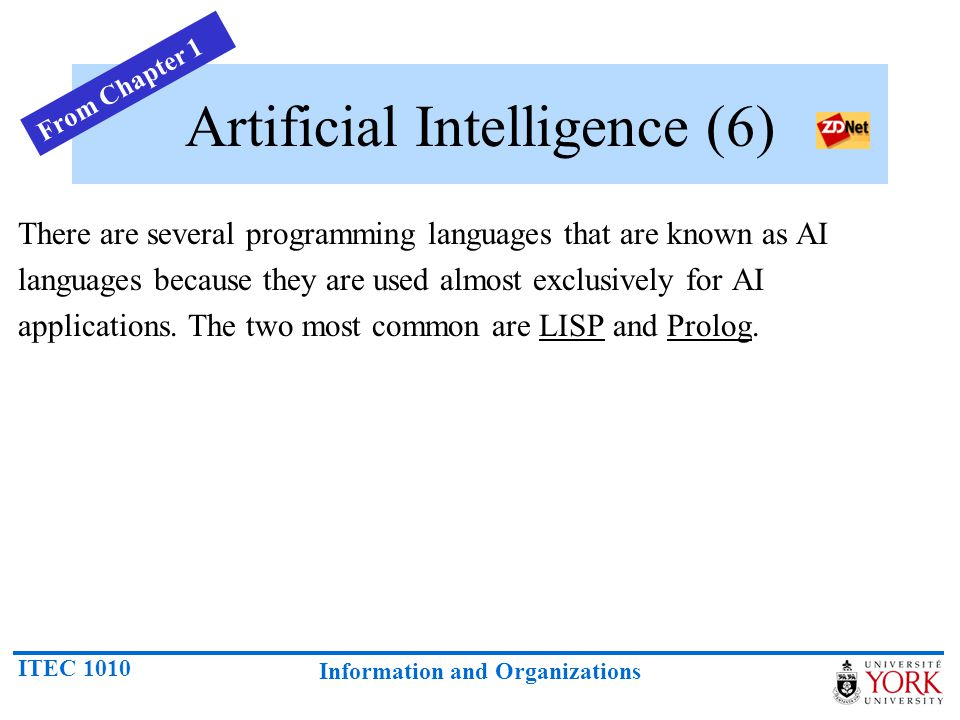 Artificial Intelligence (6)