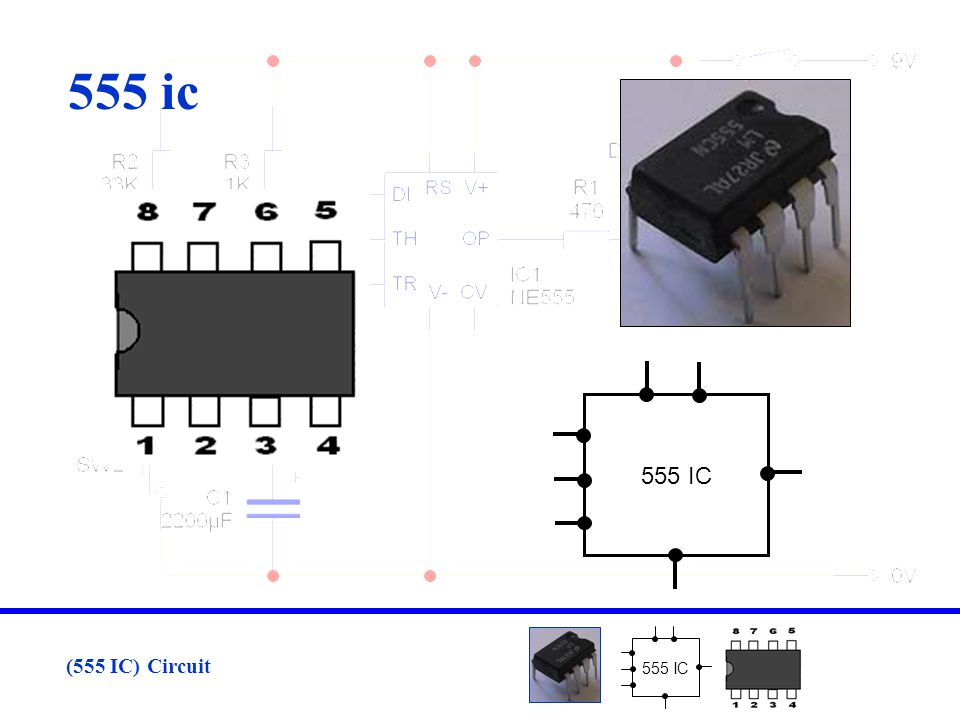 555 ic 555 IC 555 IC (555 IC) Circuit