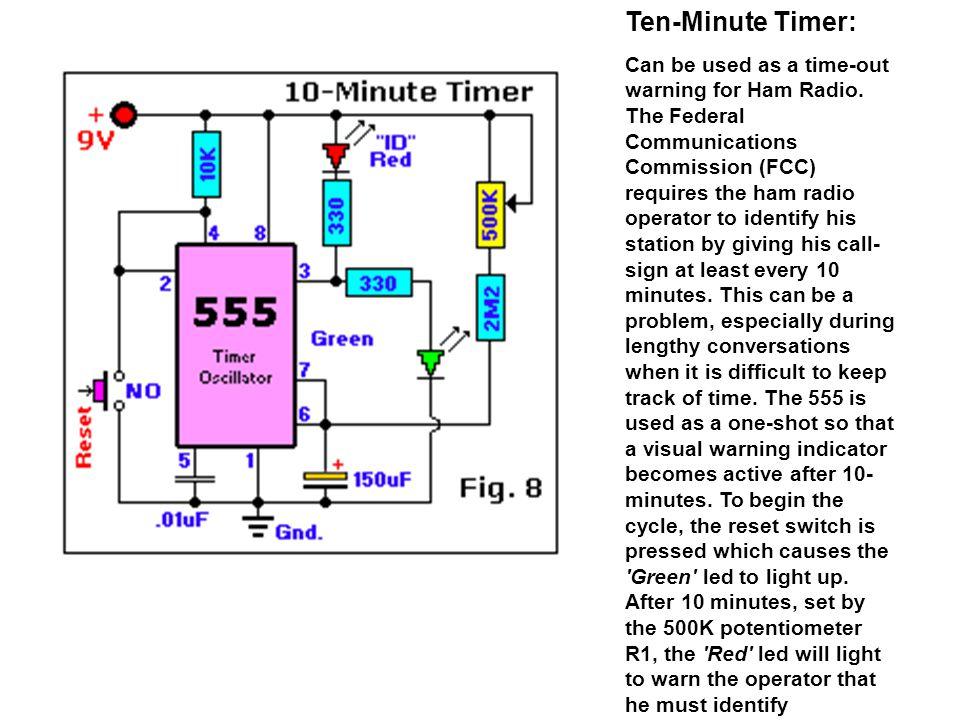 Ten-Minute Timer: