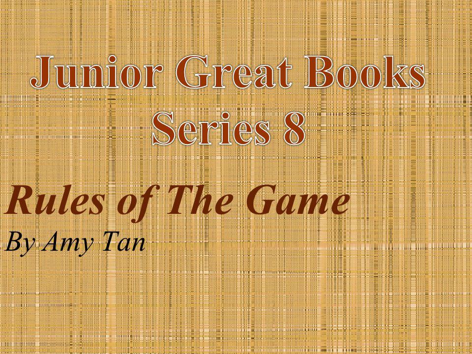 Junior Great Books Series 8