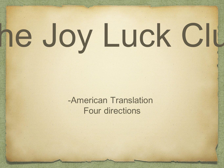 -American Translation