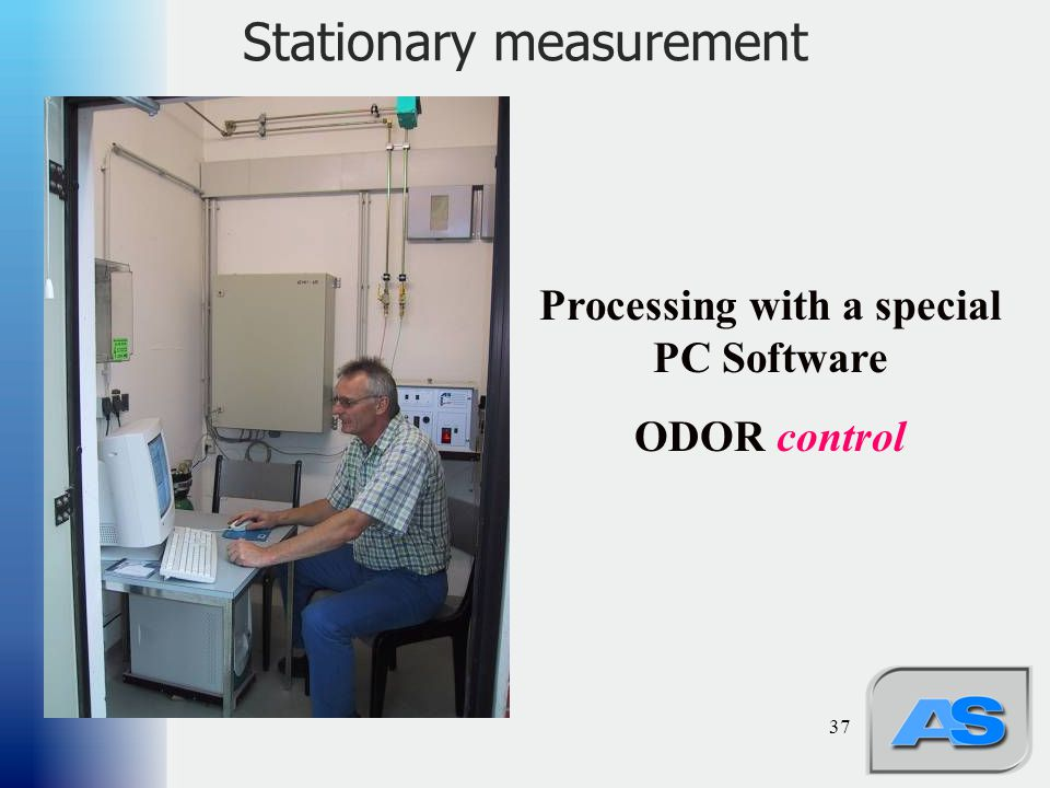 Stationary measurement