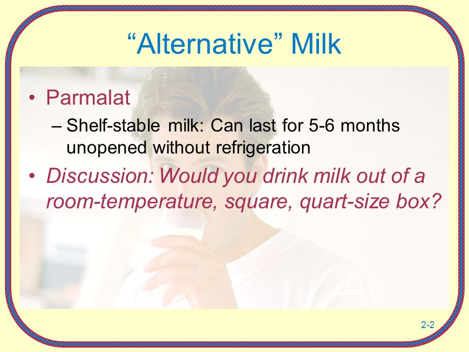 Alternative Milk Parmalat