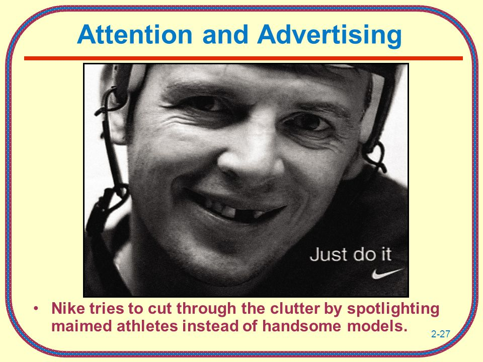 Attention and Advertising