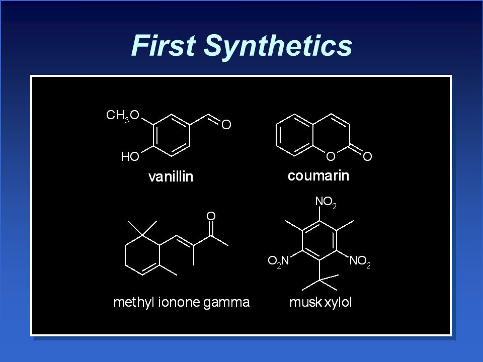First Synthetics