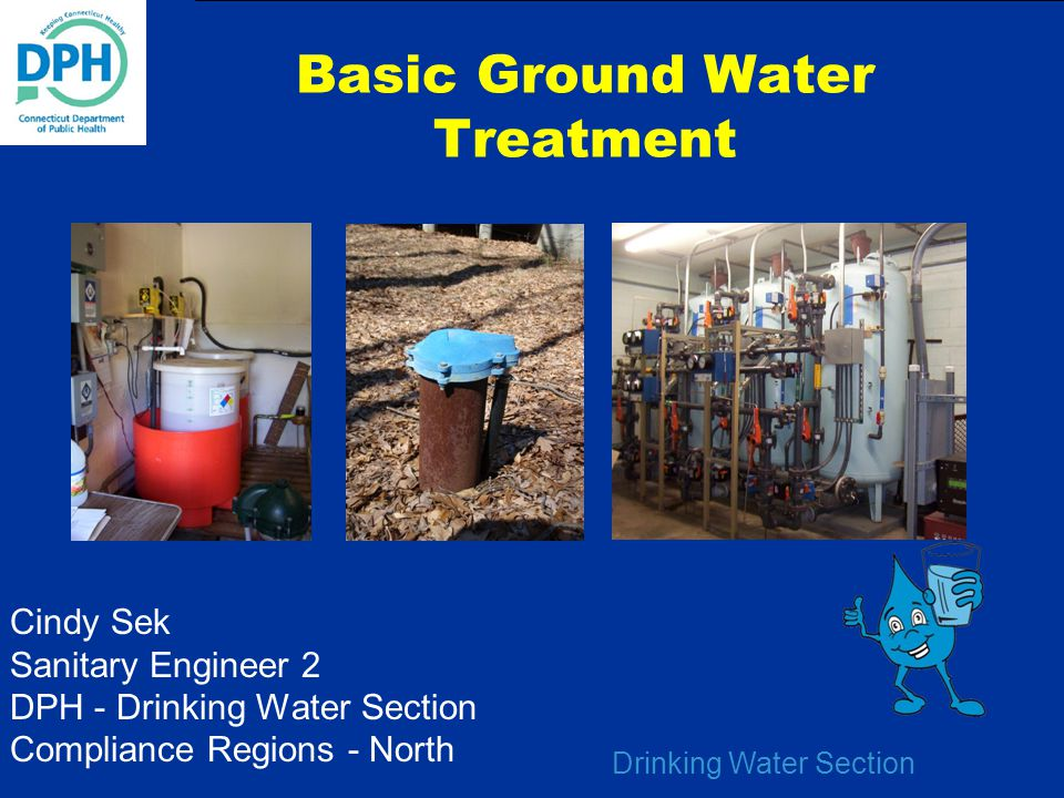 Basic Ground Water Treatment