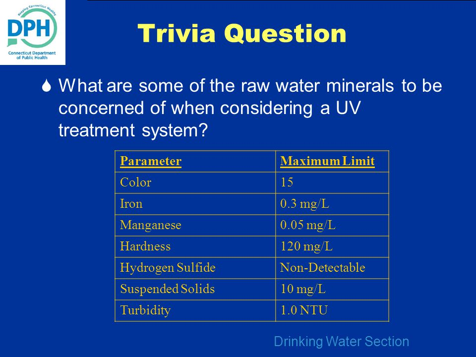 Basic Ground Water Treatment Ppt Download