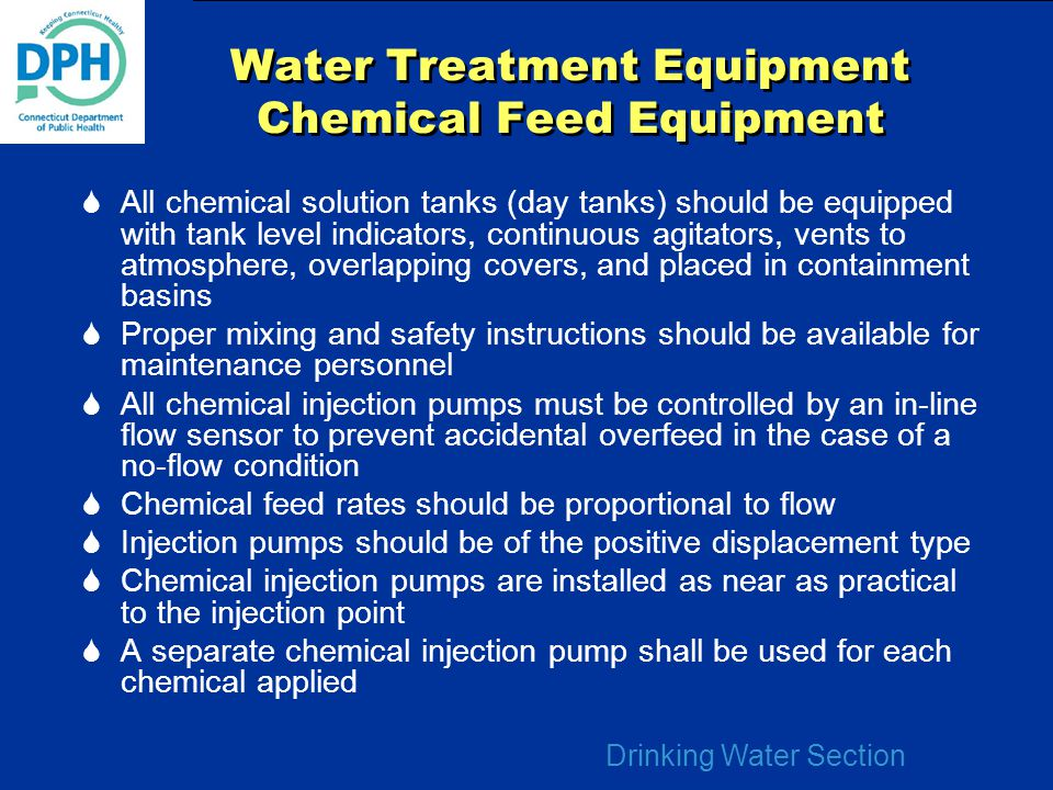 Water Treatment Equipment Chemical Feed Equipment