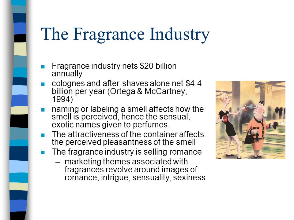 The Fragrance Industry