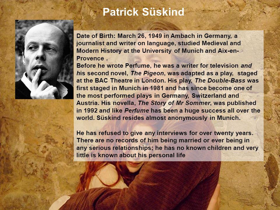 Patrick Süskind