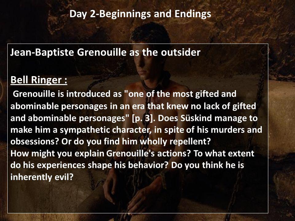 Day 2-Beginnings and Endings