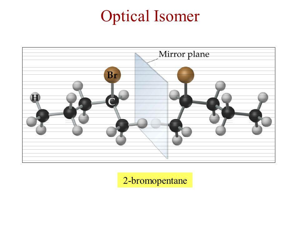 Optical Isomer 2-bromopentane