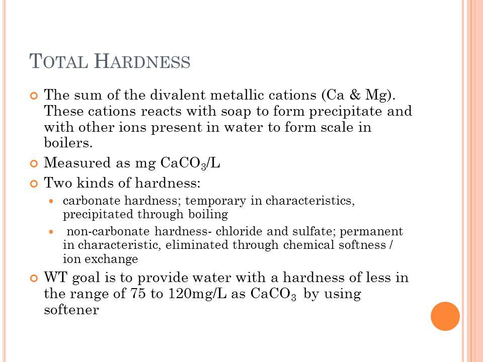 Total Hardness