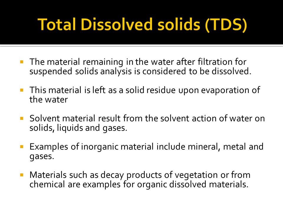 An analysis of liquids and solids