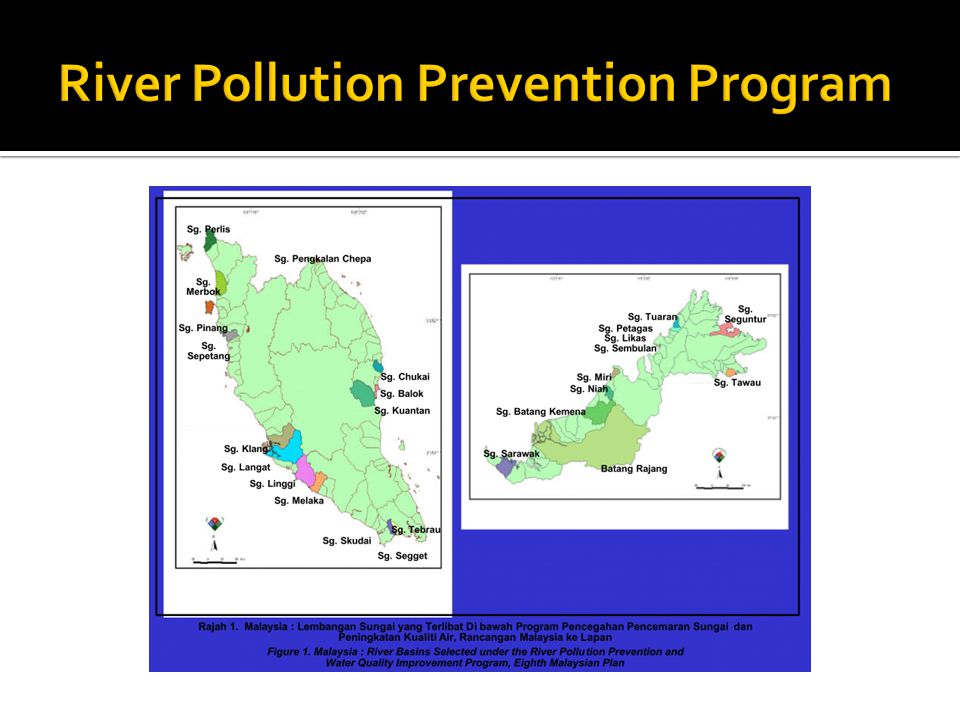 River Pollution Prevention Program